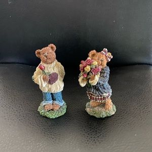 Two Boyds Bears Collectibles